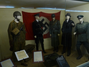 Nazi's army accoutrements